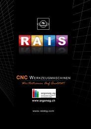 Rais-Argonag-Prospekt 2015/16