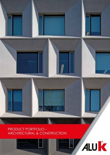 Product Portfolio - Architectural & Construction