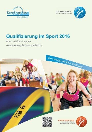 KSB Euskirchen Qualifizierung 2016