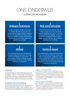 TMO Fashion Business School brochure 2016-2017 - Page 6