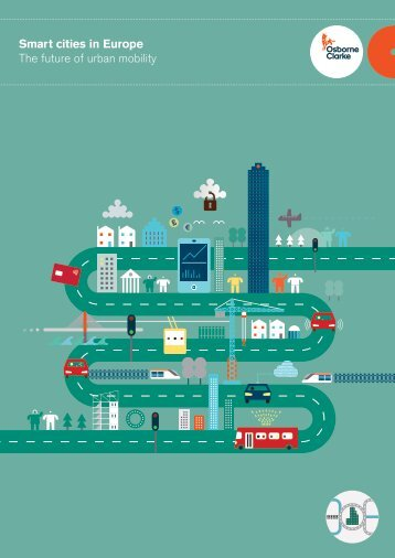 Smart cities in Europe The future of urban mobility