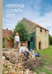 Heritage Counts 2015