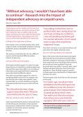 About Advocacy - Page 6
