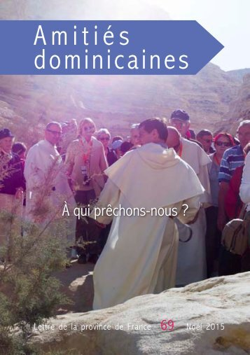 Amitiés dominicaines 69