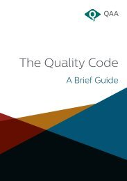 The Quality Code