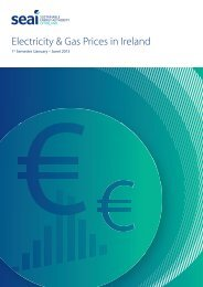 Electricity & Gas Prices in Ireland