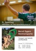 MüdenerJungs - HSG Schaumburg-Nord II - Page 6