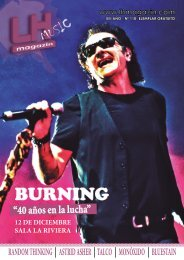 LH Magazin Music- burning
