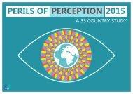 PERILS OF PERCEPTION 2015