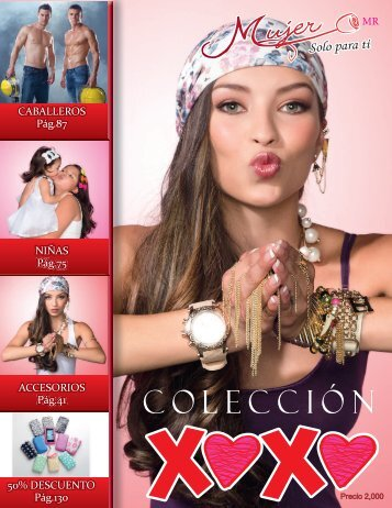 Catalogo XOXO