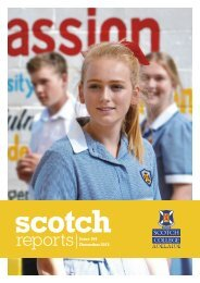 Scotch Reports Issue 164 (December 2015)