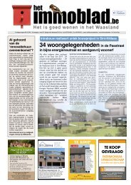 Immoblad 7 december 2015
