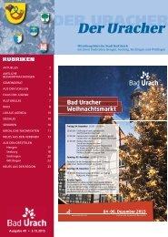 Der Uracher KW 49-2015