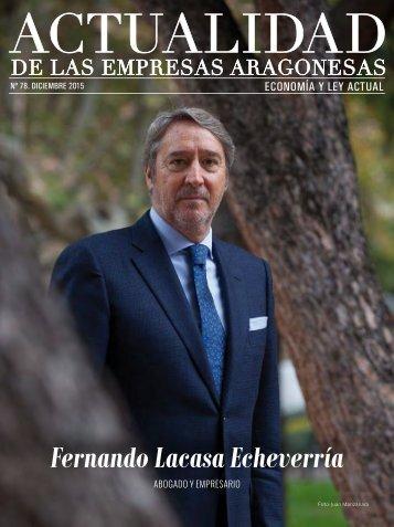 Fernando Lacasa Echeverría