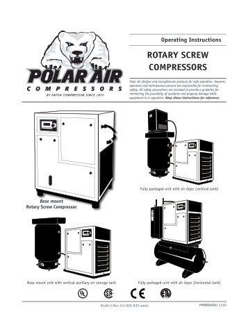 Polar Compressor