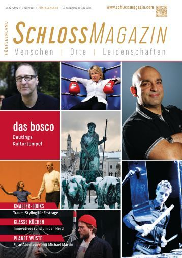 SchlossMagazin für das Fuenfseenland – Dezember 2015