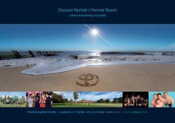 Potters Resort Brochure 2016