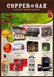 Copper & Oak Christmas Catalogue 2015