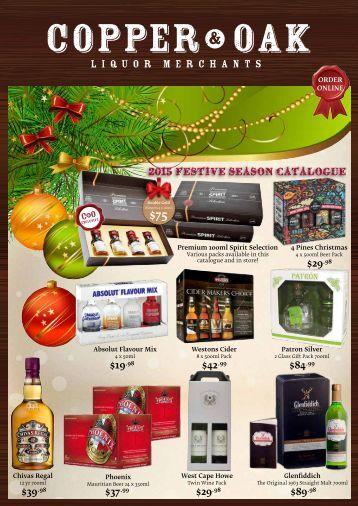 Christmas Catalogue 2015 Version 2