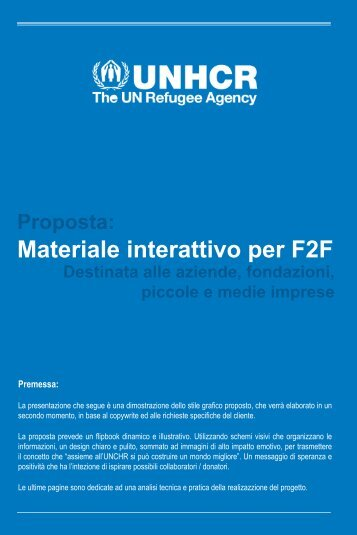 PresentazioneLG_UNHCR