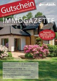 ImmoGazette Frühjahr 2016