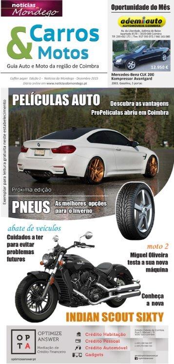 Carros & Motos - NM, Ed1