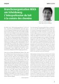 IMPULS L'Interprofession du lait - ALIS - Page 3