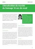 IMPULS L'Interprofession du lait - ALIS - Page 5