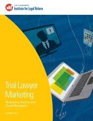 Trial Lawyer Marketing