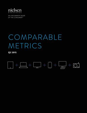 COMPARABLE METRICS