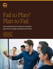 Fail to Plan? Plan to Fail