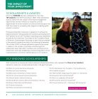 WLP 2014-2015 Annual Report: Celebrating A Decade of Impact & Influence - Page 6