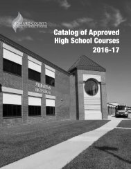 Catalog of Approved