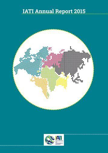 IATI Annual Report 2015