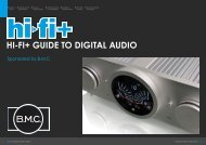 HI-FI+ GUIDE TO DIGITAL AUDIO