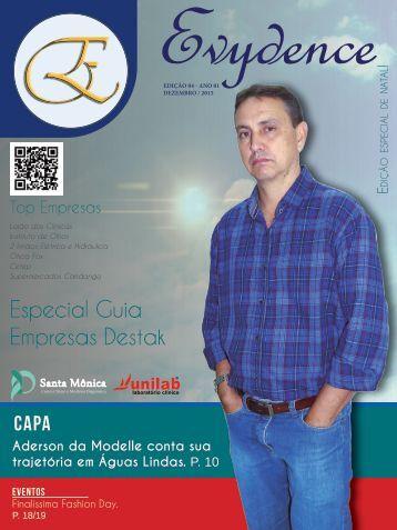 Revista Evydence 4ª edicão