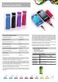 Mipow Powerbank 2600L mit Apple zertifiziertem Adapter - Seite 3