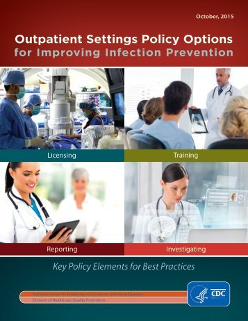Outpatient Settings Policy Options