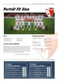 FC Zürich - FC Sion - Page 7