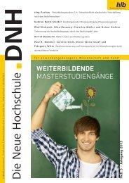 Die Neue Hochschule Heft 5/2013