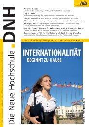 Die Neue Hochschule Heft 3/2013