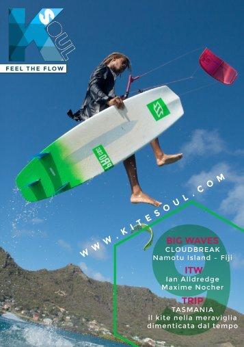 Kitesoul Magazine #9 Italian Edition