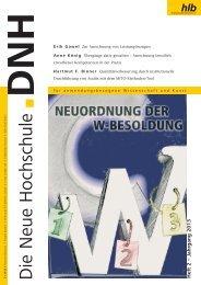 Die Neue Hochschule Heft 2/2013