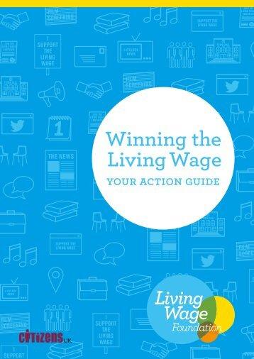 Winning the Living Wage