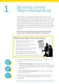 Winning the Living Wage - Page 7