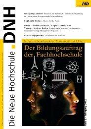 Die Neue Hochschule Heft 6/2012