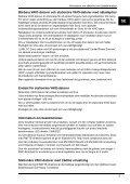 Sony VPCF11E4E - VPCF11E4E Documenti garanzia Svedese - Page 7