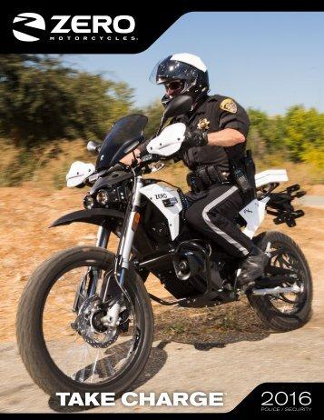 TAKE CHARGE™ - Zero Motorcycles