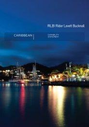 CARIBBEAN - Rider Levett Bucknall