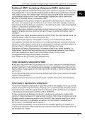 Sony VPCCW1S1R - VPCCW1S1R Documenti garanzia Polacco - Page 7